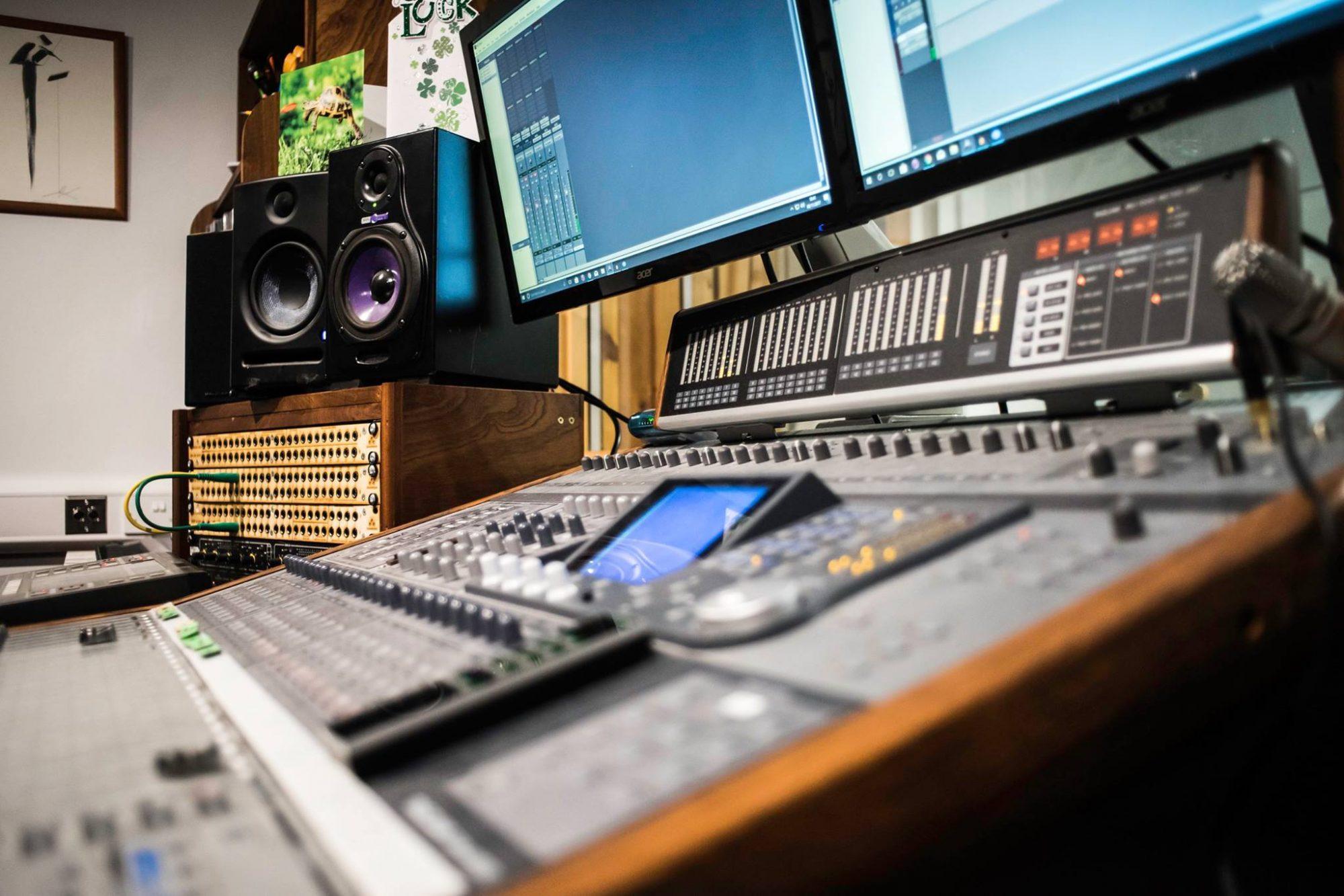 Shamrock Recording Studio :: Blackburn, UK